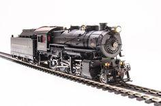 Broadway Limited HO PRR H10s 2-8-0 #9915 Paragon 22 DCC Sound Steam Locomotive #BroadwayLimited