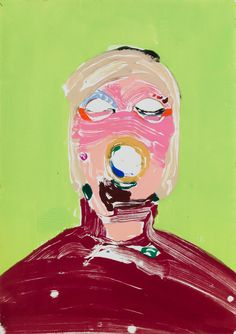 Nicola Tyson / Petzel Gallery