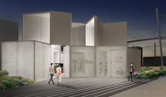 Caritas Pavilion At Expo Milano 2015 - Picture gallery