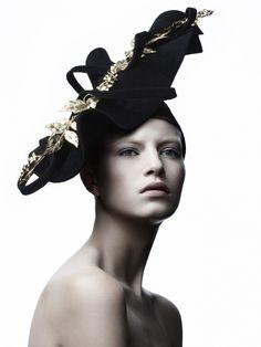 Desenho Cultural: Hat Couture
