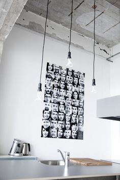 http://www.stijlhabitat.nl/inspiratiezaterdag-no-55/ Inspiratiezaterdag no.55: een IXXI familieportret  Familie, family, IXXI, black white, zwart wit, close-up