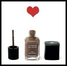 I Love Chanel Nail Polish - 505 Particulière