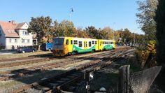 Odjezd Os 15811 z Kopidlna dne Train, Strollers
