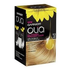 Garnier Olia Oil Powered Permanent Haircolor Lightest Cool Blonde 9 1/2.1 (Pack of 3) *** Want additional info? Click on the image.