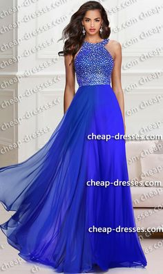 breathtaking rhinestones accented floor length beaded halter chiffon dress.prom dresses,formal dresses,ball gown,homecoming dresses,party dress,evening dresses,sequin dresses,cocktail dresses,graduation dresses,formal gowns,prom gown,evening gown