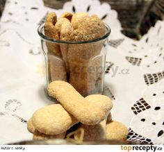 Domácí piškoty Thing 1, Pretzel Bites, Bread, Food, Breads, Baking, Meals, Yemek, Sandwich Loaf