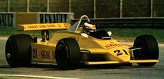 1980 GP Włoch (Keijo Rosberg) Fittipaldi F8 - Ford