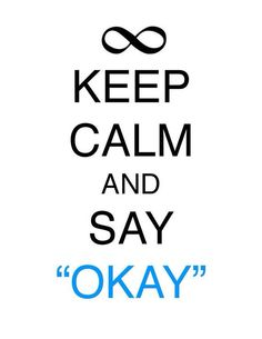 Keep Calm and Love the Fault In Our Sars