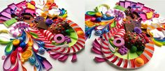 Incredibly Cool Colored Paper Sculptures by Yulia Brodskaya (11 pictures)