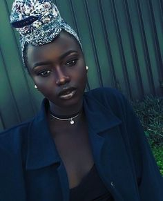 Turbanista - Blog dedicated to the Art of Turban — Dear Black Girls, you don't have to be mixed to be...