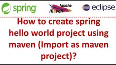 Spring Tutorial, The Creator, Coding, Create, World, Youtube, Projects, Log Projects, Blue Prints
