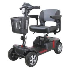 Boxing Day Sale! Phoenix HD 4-wheel scooter at only $1,650! Offer ends Monday night. #mobilityscooter #motorisedwheelchair #wheelchair