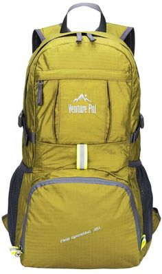 Best Lightweight #Backpack: Venture Pal Lightweight Daypack