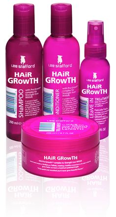 HAiR GRowTH · Lee Stafford · The Hairdresser
