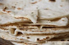 Grilled Lebanese Flatbread Recipes — Dishmaps