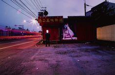 台灣「美景」—南二高檳榔站 吳政璋 攝影 100x150x3.5cm x1p