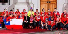Medel en el Chile - Argentina de Copa America