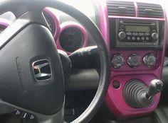 Pink Honda Accord Emblem Report this image