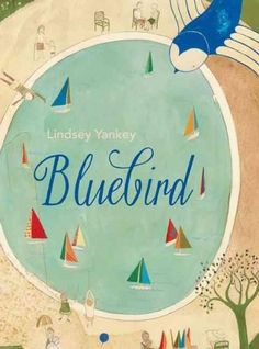 The wind is missing! Little Bluebird has never flown without her friend the wind…