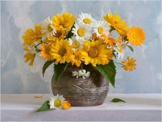 Фотография желтоголубое утро. Автор Евгений Рубан.