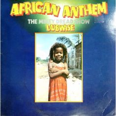 MIKEY DREAD - African Anthem (The Mikey Dread Show Dubwise) (Cruise CRUZ 001) Vinyl | Music