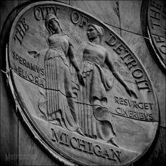 City of Detroit seal.