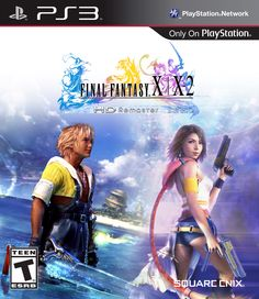 What I'm playing right now: Final Fantasy X HD.