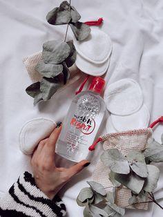 Bioderma Sensibio H2O Micellar Water & Reusable makeup pads #skincare #reusable #sustainability #sustainable #micellarwater Bioderma Sensibio, Micellar Water, Sustainability, Skincare, Makeup, Beauty, Instagram, Make Up, Skincare Routine