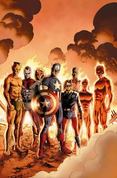Cool Stuff We Like Here @ CoolPile.com ------- << Original Comment >> ------- The Invaders by John Cassaday