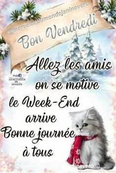 Bon Weekend, Encouragement, French Language, Motivation, Friendship, Messages, Facebook, Emoji, France