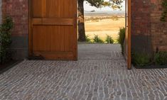 Eco Outdoor's new stone flooring range, Filetti, is an ideal paving product for driveways, large courtyard areas and curved paths. Crazy Paving, Natural Stone Flooring, Paving Stones, Natural Stones, Tall Cabinet Storage, Paths, Outdoor Decor, Nature, Garden Ideas