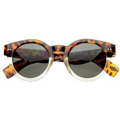 Pinterest / Search results for Bold Circle Round Sunglasses ❤ liked on Polyvore