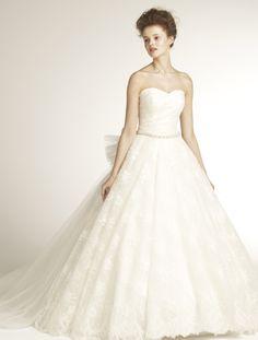 L'ATELIER MARIAGE(ラトリエマリアージュ):WHC021 レンタルウェディングドレス 大阪/東京/福岡