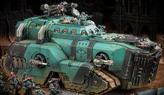 """Sons of Horus Mastodon. Sons Of Horus, The Horus Heresy, Fantasy Model, Far Future, Wargaming Terrain, Starcraft, Warhammer 40000, Space Marine, Marines"