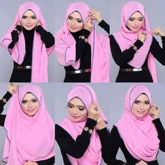 Tips Berhijab Modern Style 2