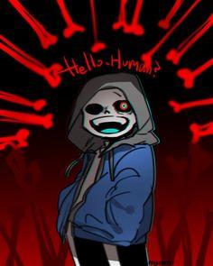 DustTale!/Murder! Sans | Artist RyuO