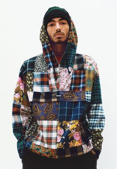 Supreme New York F/W 16 Patchwork