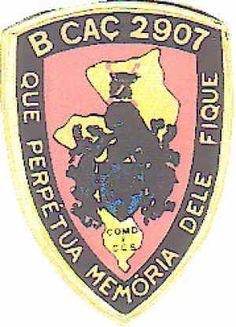 Companhia de Comando e Serviços do Batalhão de Caçadores 2907 Moçambique