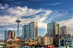 Good Morning Seattle jigsaw puzzle