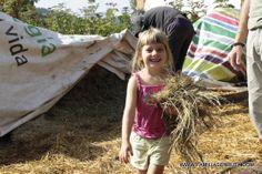 Una selección de casas de turismo rural perfectas para ir con niños