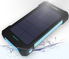 Some solar chargers have USB port which can be used for charging. But, some devices are more power hungry and will require an adapter for fast and effective charging. So, go on and hover the cursor and scroll down the top 10 best solar phone chargers. Solar Powered Phone Charger, Solar Phone Chargers, Solar Charger, Portable Solar Power, Solar Power System, Off Grid Batteries, Alternative Energy Sources, Electrical Energy, Lead Acid Battery
