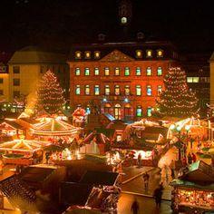 Weihnachtsmarkt Hanau  Christmas Market, Hanau, Germany