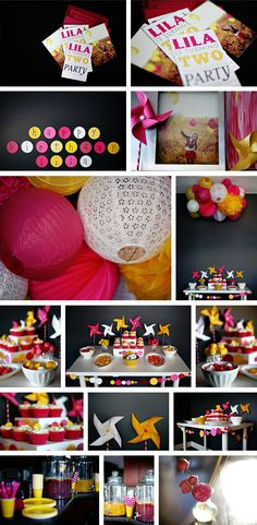 cute birthday party
