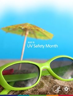 Now that Summer has officially arrived, it is important to remember that skin cancer is the most common type of cancer in the United States and is mainly caused by the ultraviolet (UV) rays from the sun. For more information, please click the image or click here: http://www.toi-health.com/blog/post/2013/07/08/National-UV-Safety-Month.aspx