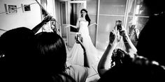 Paparazzi!!! - Getting ready | Wedding in Naples - Morlotti Studio #fotografomatrimonio #morlottistudio #weddingphotographer #wedding #amalficoast #capri #naples