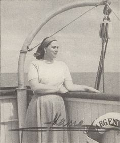 Princess Ileana of Romania / Ladies' Home Journal - December 1951 Ferdinand, Queen Victoria, Romania, Edinburgh, Austria, Royalty, Descendants, Princess, Lady