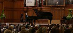 Ilya Rashkovskiy plays Robert Schumann & Alexander Scriabin – XV International Tchaikovsky Competition, 2015, Piano / Round 2, First stage
