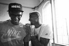 Nike Sportswear do Nike F.C, Kevin Boateng, Jerome Boateng, lançamento nike, coleção, roupa masculina, moda masculina, estilo masculino, blog de moda, alex cursino, moda sem censura, fashion, style, news, clothing, 3