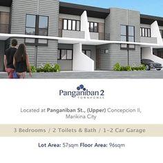PANGANIBAN2 TOWNHOMES Concepcion II, Marikina