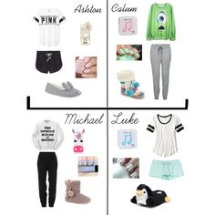 5sos preference- lazy day